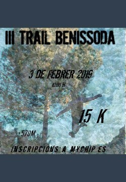III TRAIL BENISODA 2019